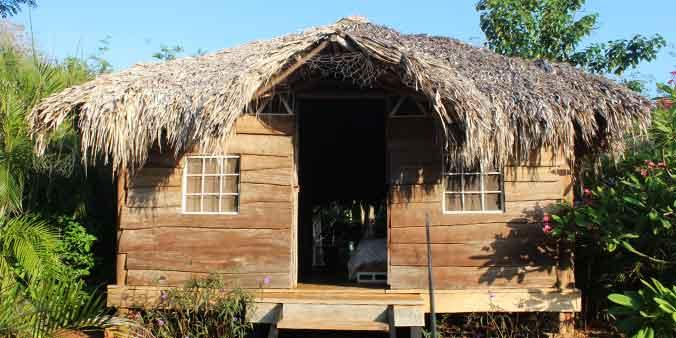 Tiendas-de-campaña-construidas-sobre-cimientos-Flor-y-Bambú